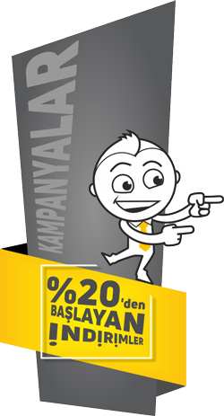 e-Dönüşüm ürünleri kampanya